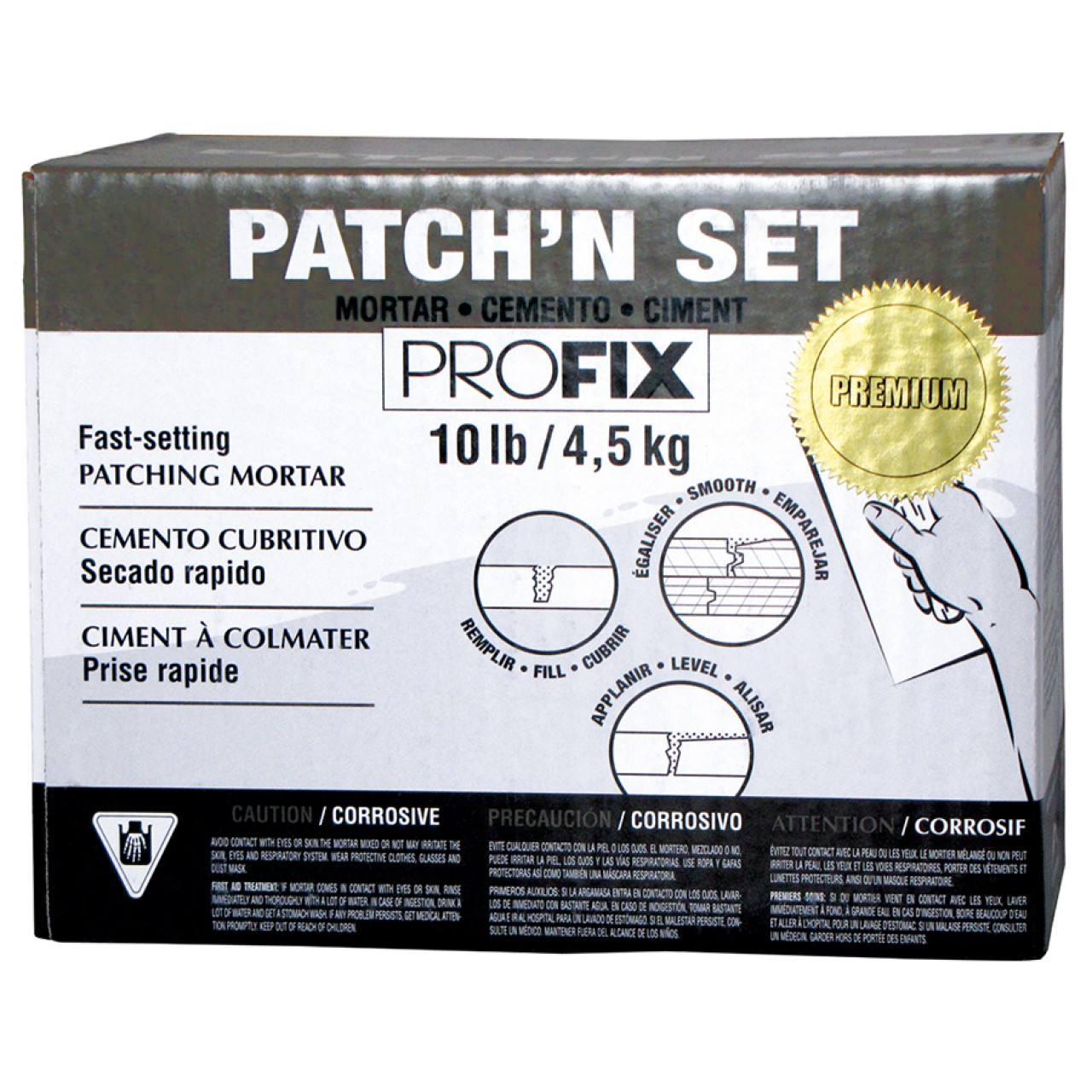 profix systems patch 39 n set premium ciment colmater. Black Bedroom Furniture Sets. Home Design Ideas