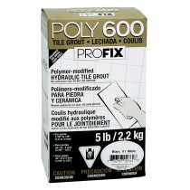Poly 600 (Coulis cimentaire sans sable)