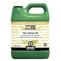 Nu Zone W (Décapant pour scellant à base d'eau)