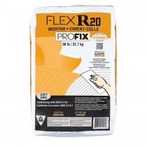 Flex R20 (Mortier sans polymères, APPROUVÉ PAR SCHLUTER®)
