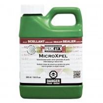 MicroXpel (Scellant à base de solvant pour tuiles et pierres)