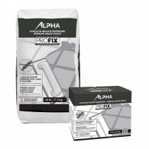 ALPHA (High performance polymer-reinforced sanded grout)