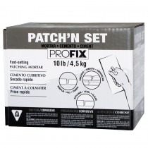 PATCH'N SET (Patching Mortar)