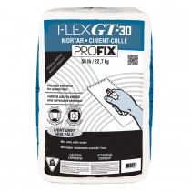 Flex GT-30 (Thin-Set or Medium-Bed Mortar)